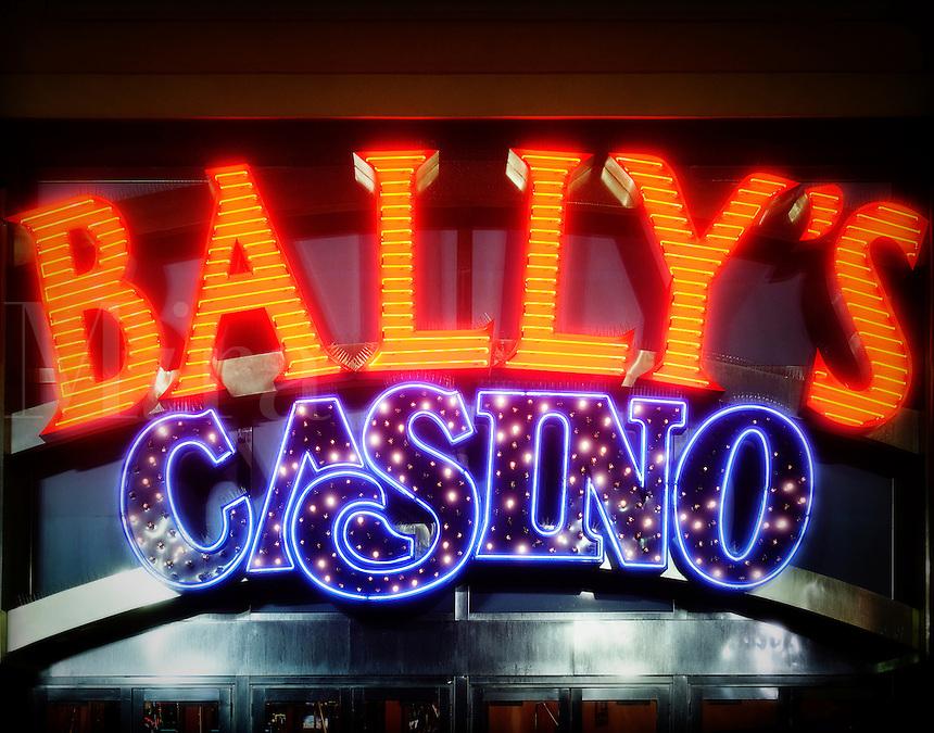 Bally's Casino, Atlantic City, New Jersey