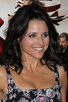 "HOLLYWOOD, LOS ANGELES, CA, USA - MARCH 24: Julia Louis-Dreyfus at the Los Angeles Premiere Of HBO's ""Veep"" 3rd Season held at Paramount Studios on March 24, 2014 in Hollywood, Los Angeles, California, United States. (Photo by Xavier Collin/Celebrity Monitor)"