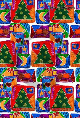 Hans, GIFT WRAPS, Christmas Santa, Snowman, paintings+++++,DTSC4111005077B,#GP#,#X#