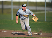 Lakewood Spartans first baseman Sonny Neuman (20) during a game against the Boca Ciega Pirates at Boca Ciega High School on March 2, 2016 in St. Petersburg, Florida.  (Copyright Mike Janes Photography)