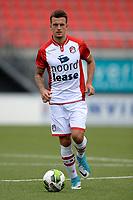 EMMEN - Voetbal, Presentatie FC Emmen, Jens vesting, seizoen 2017-2018, 24-07-2017, FC Emmen speler Nick Bakker