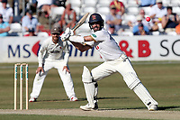 Ryan ten Doeschate hits out for Essex during Essex CCC vs Somerset CCC, Specsavers County Championship Division 1 Cricket at The Cloudfm County Ground on 26th June 2018