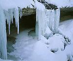 Bridal Veil Falls, Pikes Peak State Park, Clayton County, Iowa