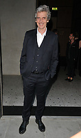 Peter Capaldi at the Nobu Hotel Shoreditch official launch party, Nobu Hotel Shoreditch, Willow Street, London, England, UK, on Tuesday 15 May 2018.<br /> CAP/CAN<br /> &copy;CAN/Capital Pictures