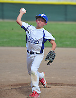 PNLL 9 Year-Old All Stars Action Saturday June 27, 2015. They won both games 22-13, 9-6! (Photo by AGP Photography)