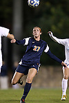 16 November 2012: Illinois' Taylore Peterson. The University of North Carolina Tar Heels played the University of Illinois Fighting Illini at Fetzer Field in Chapel Hill, North Carolina in a 2012 NCAA Division I Women's Soccer Tournament Second Round game. UNC won the game 9-2.