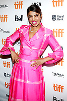 Priyanka Chopra attending the 'Pahuna: The Little Visitors' premiere during the 42nd Toronto International Film Festival at Scotiabank Theatre on September 07, 2017  in Toronto, Canada