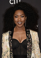 "HOLLYWOOD, CA - MARCH 17:  Angela Bassett at the PaleyFest 2019 - Fox's ""9-1-1"" red carpet at the Dolby Theatre on March 17, 2019 in Hollywood, California. (Photo by Scott Kirkland/Fox/PictureGroup)"