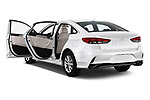 Car images of 2019 Hyundai Sonata SE 4 Door Sedan Doors