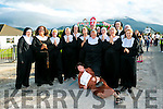 Sister Act at the Castlegregory  annual Summer parade on Sunday