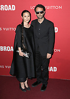 08 February 2018 - Los Angeles, California - China Chow. The Broad And Louis Vuitton Celebrate Jasper Johns: 'Something Resembling Truth' Exhibit held at The Broad. Photo Credit: PMA/AdMedia