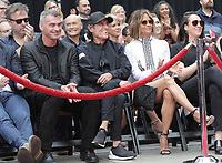 14 May 2019 - Hollywood, California - Ian McShane, Halle Berry. Keanu Reeves Places His Hand Prints In Cement At TCL Chinese Theatre IMAX Forecourt.   <br /> CAP/ADM/PMA<br /> ©PMA/ADM/Capital Pictures