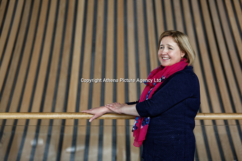 FAO SOCIETY PAGES<br /> Lynne Neagle, Assembly Member for Wales and chair of the children,young people and education committee, at the Senedd in Cardiff Bay, Wales, UK. Monday 17 September 2018