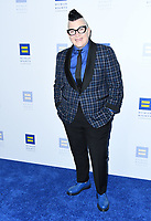 10 March 2018 - Los Angeles, California - Lea DeLaria. The Human Rights Campaign 2018 Los Angeles Dinner held at JW Marriott LA Live.  <br /> CAP/ADM/BT<br /> &copy;BT/ADM/Capital Pictures