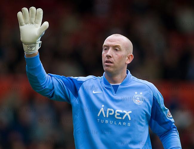 Derek Soutar, Aberdeen