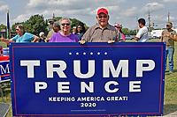 Trump Supporters Gather In Emporia, Kansas