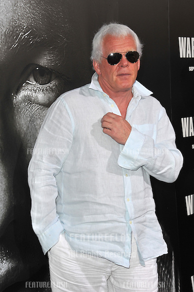 "Nick Nolte at the world premiere of his new movie ""Warrior"" at the Arclight Theatre, Hollywood..September 6, 2011  Los Angeles, CA.Picture: Paul Smith / Featureflash"