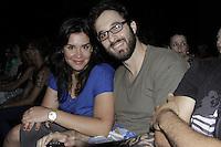 ATENCAO EDITOR: FOTO EMBARGADA PARA VEICULOS INTERNACIONAIS. - SAO PAULO,SP, 12 DEZEMBRO 2012 - 32 EDICAO CASA DE CRIADORES -  VALERIO ARAUJO - EDICAO INVERNO 2013 - O humorista Rafinha Bastos durante a  32 Casa de Criadores. O evento tem como principal objetivo lancar colecoes de novos estilistas - o terceiro e ultimo dia dos desfiles aconteceu nessa noite de quarta-feira, 12, no Grand Metropole, regiao central da capital paulista - Grandes nomes da Moda Brasileira foram projetados pela Casa de Criadores - FOTO: LOLA OLIVEIRA/BRAZIL PHOTO PRESS