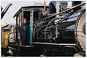 A close-up view of RGS #41's cab and engineer's-side boiler.<br /> RGS  Buena Park, CA  Taken by Dorman, Richard L. - 2/15/2002