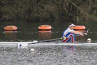 Caversham. Berkshire. UK<br /> James STEVENSON<br /> 2016 GBRowing U23 Trials at the GBRowing Training base near Reading, Berkshire.<br /> <br /> Monday  11/04/2016 <br /> <br /> [Mandatory Credit; Peter SPURRIER/Intersport-images]