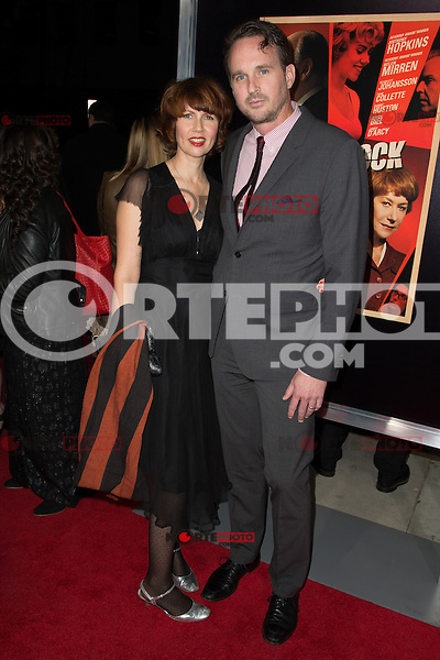 """November 20, 2012 - Beverly Hills, California - Kai Lennox at the """"Hitchcock"""" Los Angeles Premiere held at the Academy of Motion Picture Arts and Sciences Samuel Goldwyn Theater. Photo Credit: Colin/Starlite/MediaPunch Inc"""