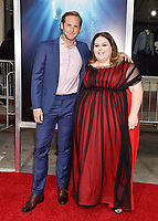 WESTWOOD, CA - APRIL 11: Josh Lucas, Chrissy Metz attends the premiere of 20th Century Fox's 'Breakthrough' at Westwood Regency Theater on April 11, 2019 in Los Angeles, California.<br /> CAP/ROT/TM<br /> ©TM/ROT/Capital Pictures