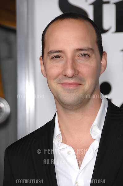 "TONY HALE at the Los Angeles premiere of his new movie ""Stranger than Fiction""..October 30, 2006  Los Angeles, CA.Picture: Paul Smith / Featureflash"