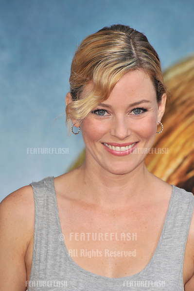 Elizabeth Banks at the premiere of Pineapple Express at the Mann Village Theatre, Westwood..July 31, 2008  Los Angeles, CA.Picture: Paul Smith / Featureflash