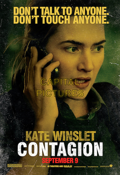POSTER ART.in Contagion .*Filmstill - Editorial Use Only*.CAP/FB.Supplied by Capital Pictures.
