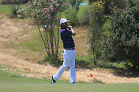 Thomas Aiken (RSA) on the 8th fairway during Round 3 of the Rocco Forte Sicilian Open 2018 played at Verdura Resort, Agrigento, Sicily, Italy on Saturday 12th May 2018.<br /> Picture:  Thos Caffrey / www.golffile.ie<br /> <br /> All photo usage must carry mandatory copyright credit (&copy; Golffile   Thos Caffrey)
