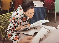 MARIA CALLAS: IN HER OWN WORDS (2017)<br /> Maria Callas <br /> *Filmstill - Editorial Use Only*<br /> CAP/FB<br /> Image supplied by Capital Pictures