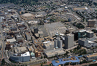 1996 JUNE..Redevelopment..Macarthur Center.Downtown North (R-8)..LOOKING NORTHEAST...NEG#.NRHA#..