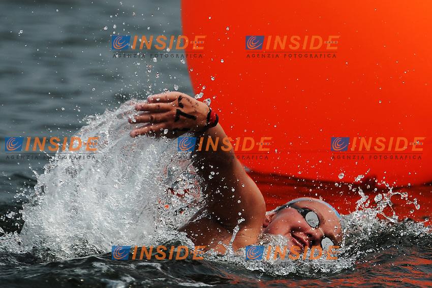 Martina Grimaldi Italia.Women's 25Km Open Water .Shanghai 232/7/2011 .14th FINA World Championships.Foto Andrea Staccioli Insidefoto
