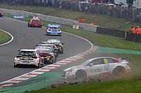 2019 British Touring Car Championship. Race 3. #24 Jake Hill. TradePriceCars.com. Audi S3