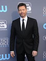 11 January 2018 - Santa Monica, California - Harry Connick, Jr. . 23rd Annual Critics' Choice Awards held at Barker Hangar. <br /> CAP/ADM/BT<br /> &copy;BT/ADM/Capital Pictures