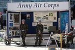 Army Air Corps public display, Norwich, England