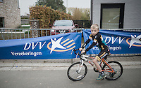 start'm young...<br /> <br /> 25th Koppenbergcross 2016