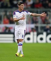 FUSSBALL   CHAMPIONS LEAGUE   SAISON 2013/2014   Vorrunde FC Bayern Muenchen - ZSKA Moskau       17.09.2013 Steven Zuber (ZSKA Moskau)