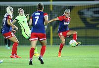 Boyds, MD - Wednesday Sept. 07, 2016: Shelina Zardorsky during a regular season National Women's Soccer League (NWSL) match between the Washington Spirit and the Seattle Reign FC at Maureen Hendricks Field, Maryland SoccerPlex.