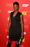 "HOLLYWOOD - JANUARY 8: Adina Porter attends the Red Carpet Premiere Event for FX's ""The Assassination of Gianni Versace: American Crime Story"" at ArcLight Hollywood on January 8, 2018, in Hollywood, California. (Photo by Scott Kirkland/FX/PictureGroup)"