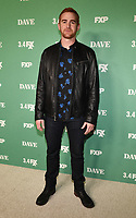 """LOS ANGELES - FEBRUARY 27: Andrew Santino attends the red carpet premiere event for FXX's """"Dave"""" at the Directors Guild of America on February 27, 2020 in Los Angeles, California. (Photo by Frank Micelotta/FX Networks/PictureGroup)"""