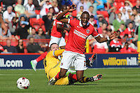 Charlton Athletic vs Fulham 04-10-15