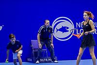 Rotterdam, Netherlands, December 15, 2017, Topsportcentrum, Ned. Loterij NK Tennis, Linesman<br /> Photo: Tennisimages/Henk Koster