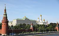 Blick auf die Rüstkammer des Kreml - 15.06.2018: Sightseeing Moskau