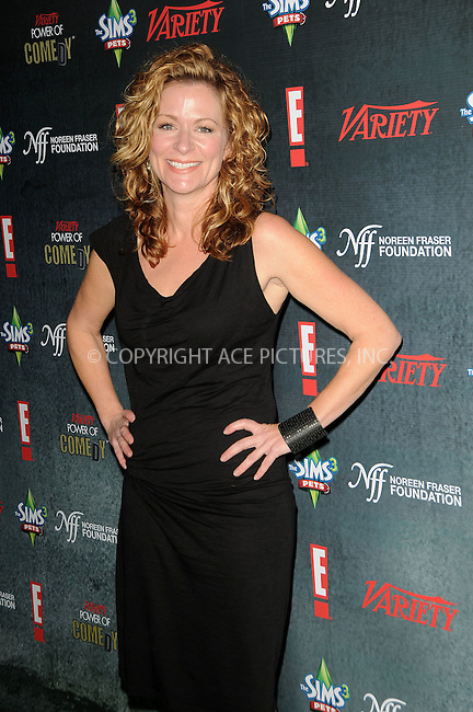 WWW.ACEPIXS.COM . . . . .  ....November 19 2011, LA....Actress Sarah Colonna arriving at Variety's 2nd Annual Power Of Comedy Event at the Hollywood Palladium on November 19, 2011 in Hollywood, California....Please byline: PETER WEST - ACE PICTURES.... *** ***..Ace Pictures, Inc:  ..Philip Vaughan (212) 243-8787 or (646) 679 0430..e-mail: info@acepixs.com..web: http://www.acepixs.com