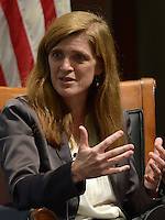 UN Amb. Samantha Power