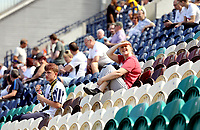 Preston North End fans soak up the pre-match atmosphere<br /> <br /> Photographer Rich Linley/CameraSport<br /> <br /> The EFL Championship - Preston North End v Sheffield Wednesday - Saturday August 24th 2019 - Deepdale Stadium - Preston<br /> <br /> World Copyright © 2019 CameraSport. All rights reserved. 43 Linden Ave. Countesthorpe. Leicester. England. LE8 5PG - Tel: +44 (0) 116 277 4147 - admin@camerasport.com - www.camerasport.com