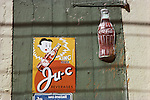 Old Soda Signs