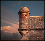 Castillo De San Marcos in St Augustine, Florida.