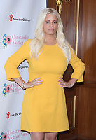 NEW YORK, NY May 11, 2018: Jessica Simpson attend 2018 Outstanding Mother Awards  at the Pierre Hotel in New York. May 11, 2018 <br /> CAP/MPI/RW<br /> &copy;RW/MPI/Capital Pictures